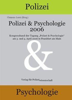 Polizei & Psychologie 2006