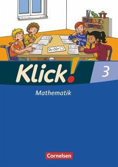 Klick! Mathematik 3. Schülerbuch. Westliche Bun...