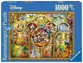 Ravensburger 15266 - Schönsten Disney Themen, 1000 Teile Puzzle