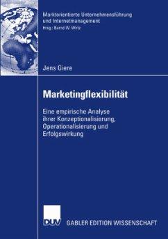 Marketingflexibilität - Giere, Jens