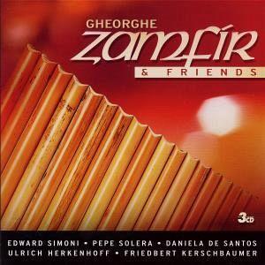 Gheorghe Zamfir And Friends - Gheorghe Zamfir & Friends