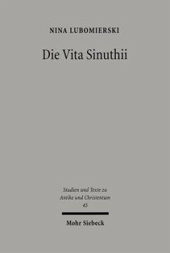 Die Vita Sinuthii - Lubomierski, Nina