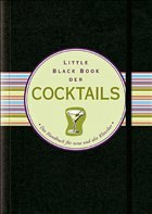 Little Black Book der Cocktails - Reynolds, Virginia