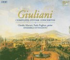 Giuliani,Complete Guitar Concertos 2-Cd