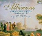 Complete Oboe Concertos Op.7 & 9