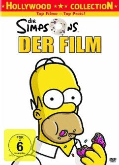 Vorschaubild von Die Simpsons - Der Film, DVD