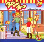 Die Überrraschungsparty / Bibi & Tina Bd.56 (1 Audio-CD)