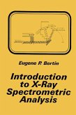 Introduction to X-Ray Spectrometric Analysis