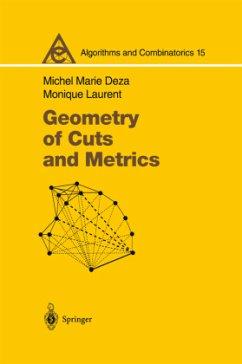 Geometry of Cuts and Metrics - Deza, Michel M.; Laurent, Monique