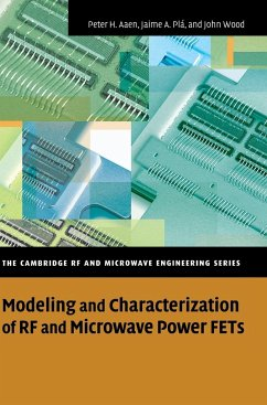 Modeling and Characterization of RF and Microwave Power FETs - Aaen, Peter Plá, Jaime A. Wood, John