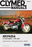 Honda VT1100 Series 1995-2007