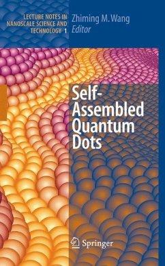 Self-Assembled Quantum Dots - Wang, Zhiming M. (ed.)