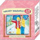 Die Margret-Birkenfeld-Box, 3 Audio-CDs