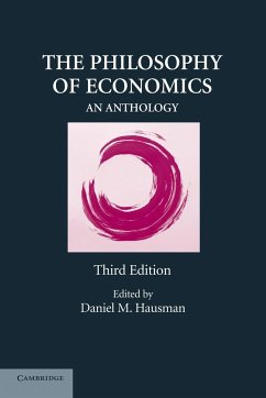 The Philosophy of Economics - Hausman, Daniel M.
