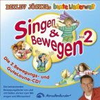 Singen & Bewegen, Audio-CD. Vol.2