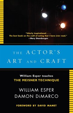 Actor´s Art and Craft