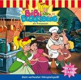 Bibi Blocksberg als Prinzessin / Bibi Blocksberg Bd.32 (1 Audio-CD)