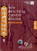 2 Audio-CDs zum Workbook / New Practical Chinese Reader Pt.1
