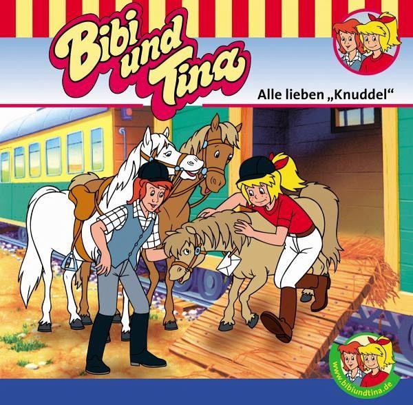 Alle Lieben Knuddel Bibi Tina Bd16 1 Audio Cd Bibi Und Tina