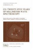 CO: Twenty-Five Years of Millimeter-Wave Spectroscopy