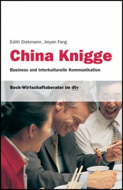 China Knigge - Diekmann, Edith; Fang, Jieyan