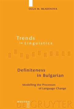 Definiteness in Bulgarian - Mladenova, Olga M.