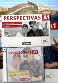 Perspectivas 1. Kurs-, Arbeits-, Vokabeltaschenbuch inkl. CD (didactica)