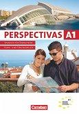 Perspectivas 1. Kurs-, Arbeits-, Vokabeltaschenbuch inkl. CDs (auténtica)