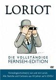 Loriot - Die vollständige Fernsehedition (6 DVDs)