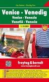 Freytag & Berndt Stadtplan Venedig; Venice; Venise; Venezia; Venetie; Venecie