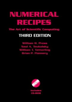 Numerical Recipes with Source Code CD-ROM