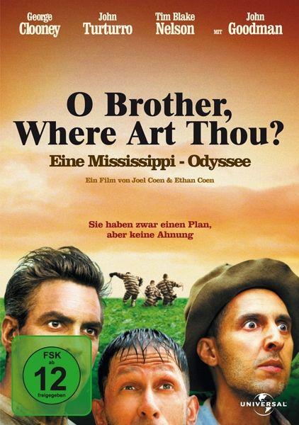 O Brother, Where Art Thou? – Eine Mississippi-Odyssee
