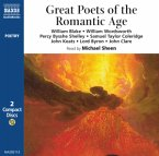 Great Poets of the Romantic Age, 2 CD-Audio