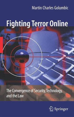 Fighting Terror Online - Golumbic, Martin Charles