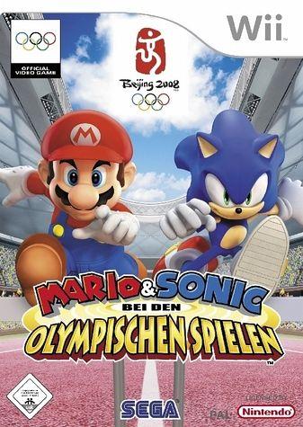 Mario Amp Sonic Bei Den Olympischen Spielen Wii Games