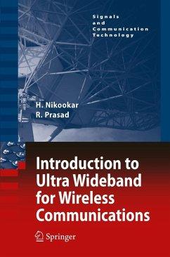 Introduction to Ultra Wideband for Wireless Communications - Nikookar, Homayoun; Prasad, Ramjee