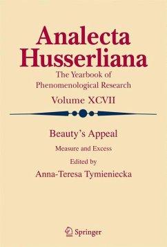 Beauty's Appeal - Tymieniecka, Anna-Teresa (ed.)
