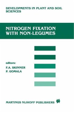 Nitrogen Fixation with Non-Legumes - Skinner, F.A. (ed.-in-chief)