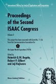 Proceedings of the Second ISAAC Congress