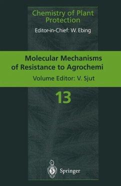 Molecular Mechanisms of Resistance to Agrochemicals - Sjut
