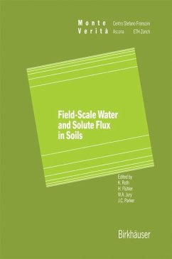 Field-Scale Water and Solute Flux in Soils - Roth