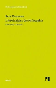 Die Prinzipien der Philosophie - Descartes, René