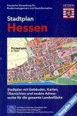 Stadtplan Hessen 2007, 1 DVD-ROM