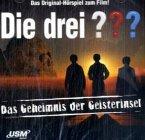 Die drei Fragezeichen und die Geisterinsel / Die drei Fragezeichen - Hörbuch Bd.18 (1 Audio-CD)