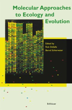 Molecular Approaches to Ecology and Evolution - deSalle