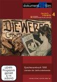 Epochenumbruch 1900 - Literatur der Jahrhundertwende, 2 DVDs