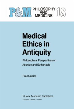 Medical Ethics in Antiquity - Carrick, P.