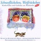 Schneeflöckchen Weißröckchen, 1 Audio-CD