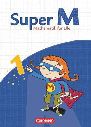 Super M 1. Schuljahr. Schülerbuch mit Kartonbeilagen - Schulbücher ...