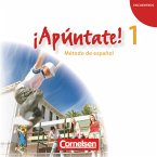 2 Audio-CDs / ¡Apúntate! - Spanisch für Gymnasien (Ausgabe 2008) Bd.1